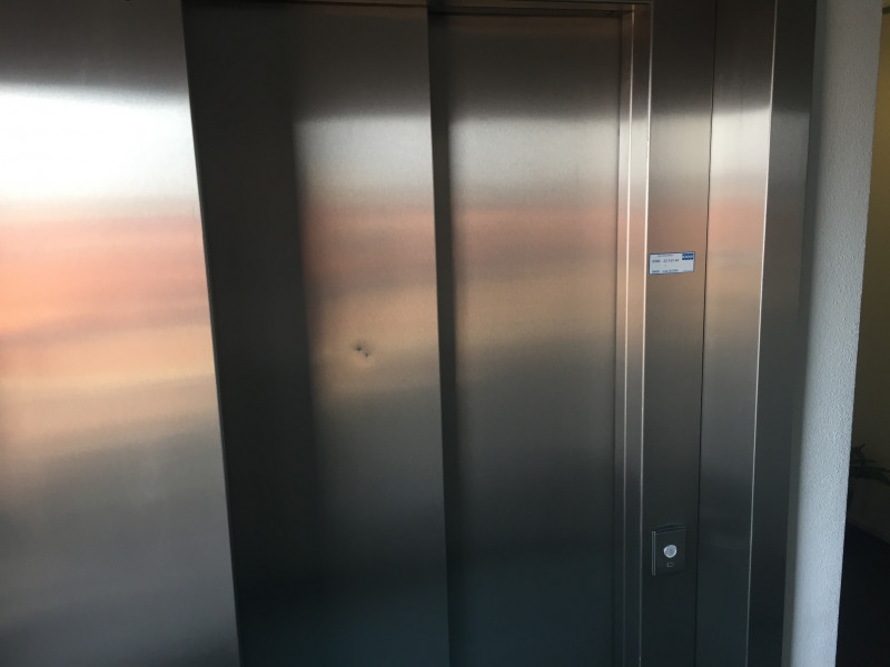 Opening and closing elevator door download free stereo sound effect